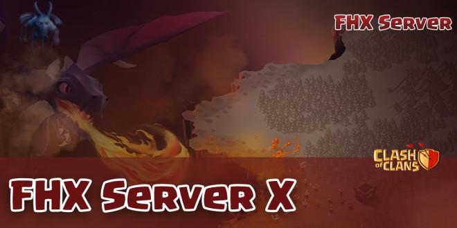 fhx server x