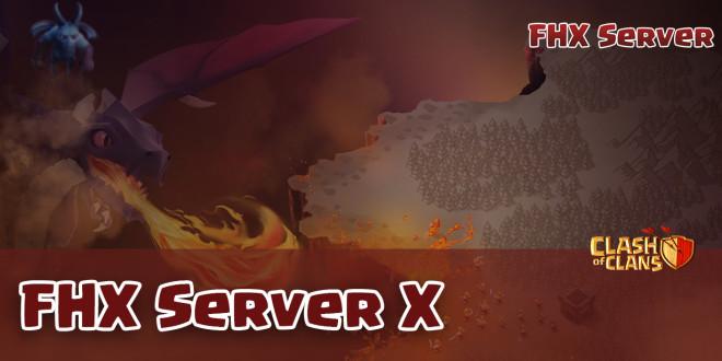 Скачать FHX server x
