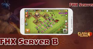 FHX Server B