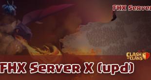 new fhx server x