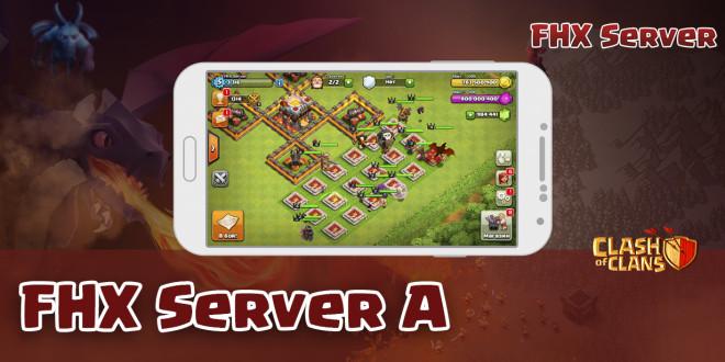 fhx server A