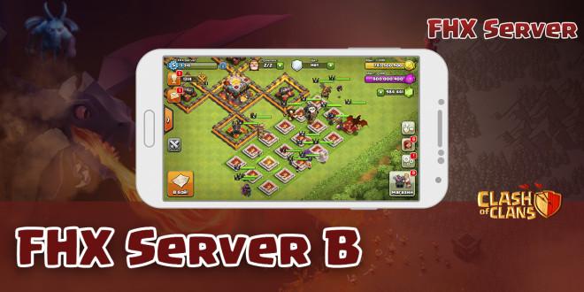 upd fhx server b