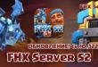 Обновление FHX Server S2 - с 12 ратушей и осадными машинами (октябрь 2018)